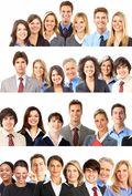 Men and women.4 groups
